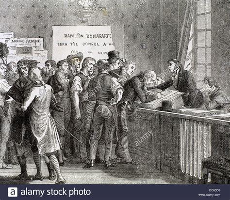 napoleon bonaparte biography en francais vote to confer the life consulate of napoleon bonaparte