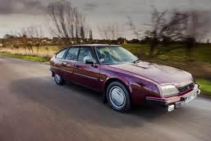1984 citroen cx gti turbo series 1 road test drive