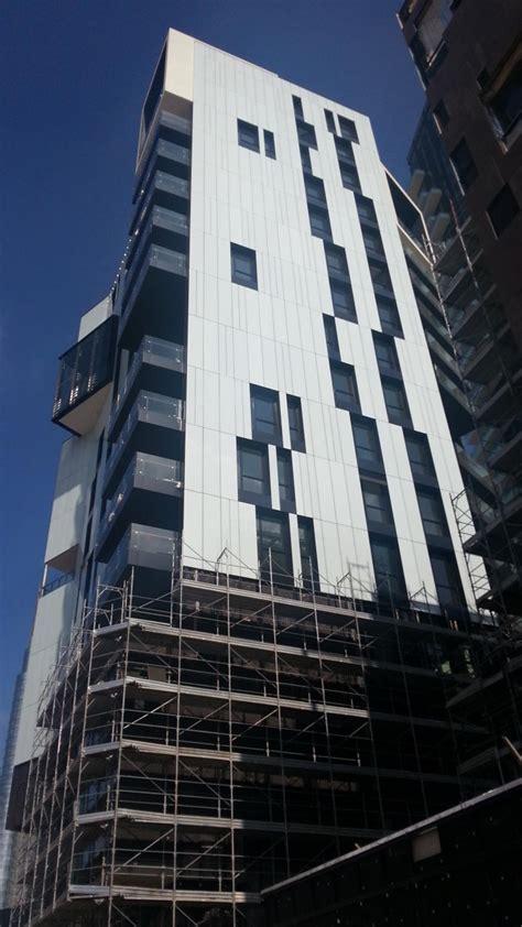 porta nuova varesine i sistemi di facciata degli edifici di porta nuova