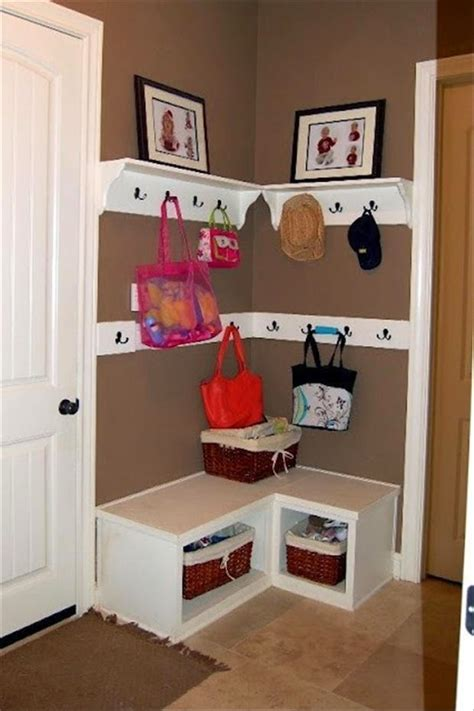 Small Mudroom Decorating Ideas Hogares Frescos 23 Ingeniosas Ideas Para La Decoraci 243 N De