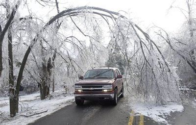 Live In Eastern Canada? Prepare For The Ice Storm From