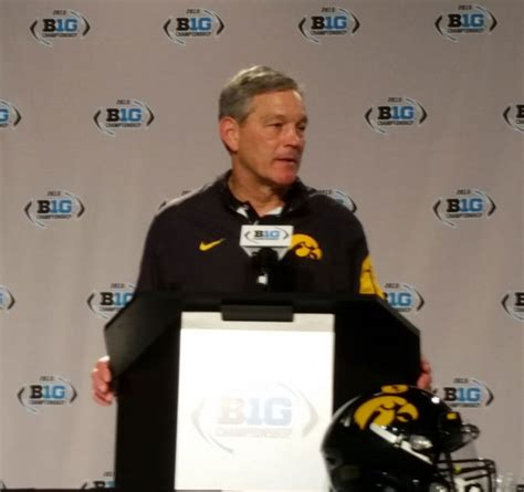 kirk ferentz house hawkeyes will play in rose bowl