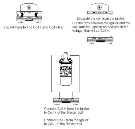 wiring diagram for pertronix ii ignition wiring diagram