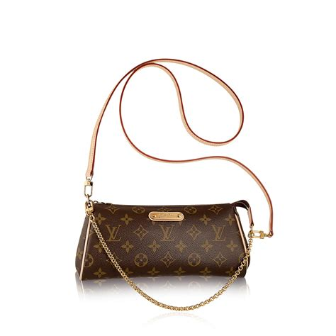 bolsa louis vuitton eva clutch damier azur car interior
