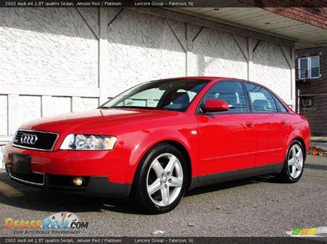 2003 audi a4 1 8t quattro 2003 audi a4 1 8t quattro sedan amulet platinum