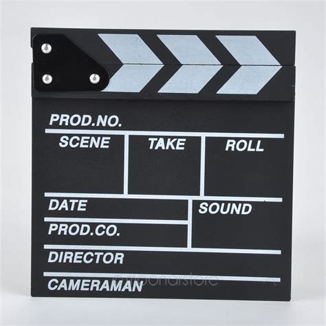 Clapper Board Papan Tulis Image Gallery Cutter