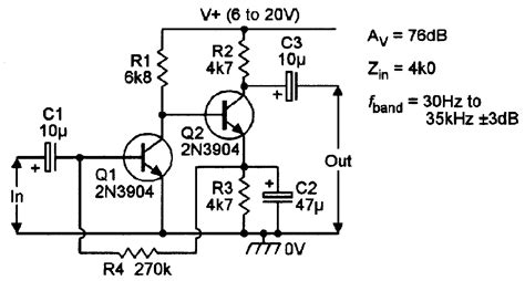 bipolar transistor voltage lifier bipolar transistor cookbook part 3 nuts volts magazine for the electronics hobbyist