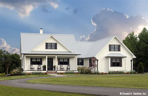 home plan the coleraine by donald a gardner architects reclaimed wood for your new home houseplansblog