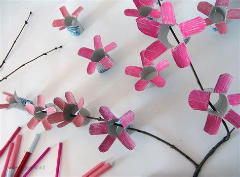 i fiori di pesco i fiori di pesco di carta