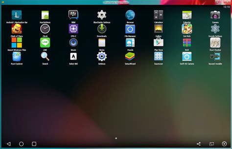 bluestacks adalah cara install xposed installer ke bluestacks app player