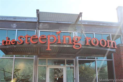 steeping room tx happenings