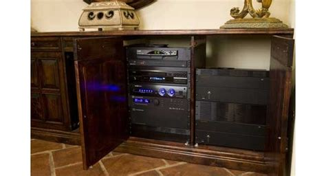 custom audio racks gallery kole digital