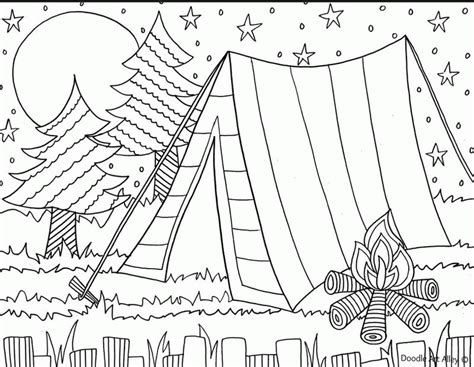 Summer Theme Coloring Pages summer themed coloring page coloring home