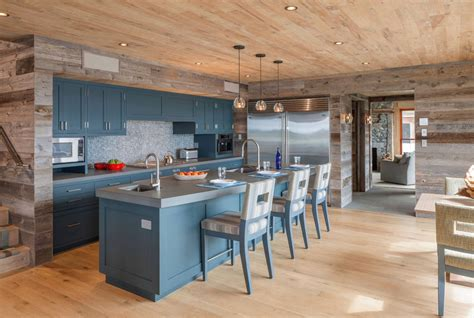 light blue kitchen ideas design trend blue kitchen cabinets 30 ideas to get you