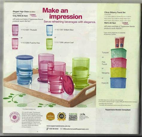 Maxi Canister 5 5 L Tupperware d secret tupperware tupperware malaysia promo c5 july