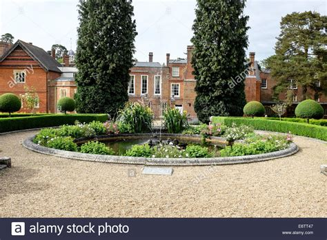 houses to buy in dorking italian garden at wotton house hotel in dorking surrey uk stock photo royalty free