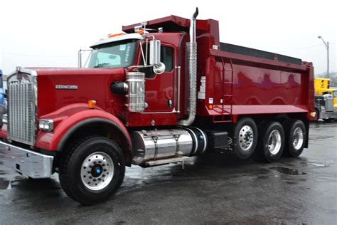 new kw trucks for sale new 2016 kenworth w900b dump truck for sale 336461