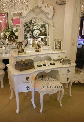 Meja Rias Cantik meja rias modern cantik meubel ukir jepara