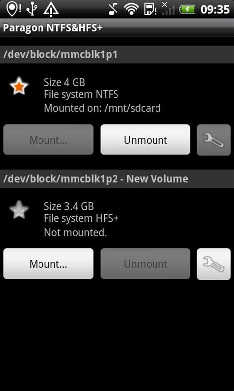 exfat format sd card android download paragon exfat ntfs hfs for android paragon