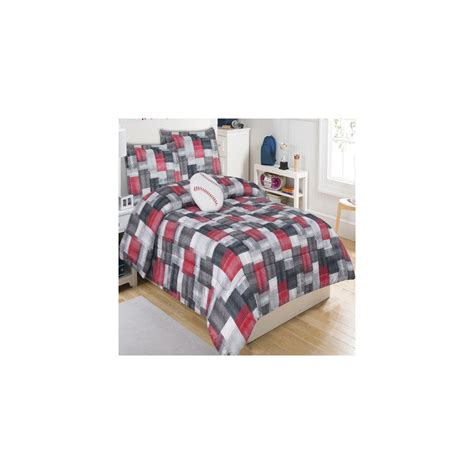 cloud 9 comforter mytex cloud 9 full microfiber brandon plaid mini comforter