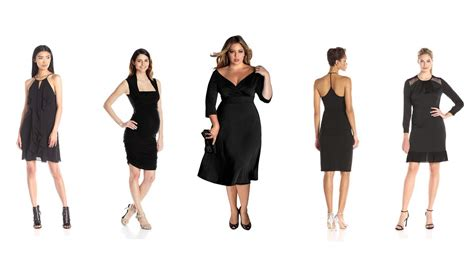 best black dress top 25 best black dresses for all shapes sizes