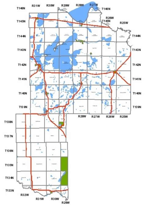 Cass County Property Tax Records Cass County Maps