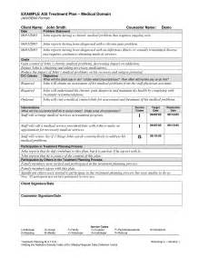 For substance abuse templates substance abuse treatment plan
