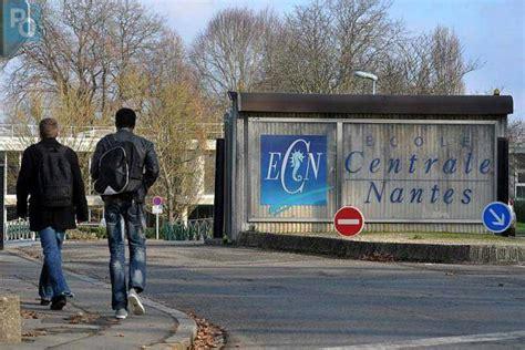 Ecole De Lettre Nantes Nantes Exhibition Sexuelle Au Week End D Int 233 Gration De L 233 Cole Centrale Presse Oc 233 An