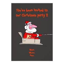 funny christmas party invitations 1 000 funny christmas