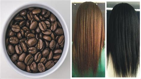 how to color hair how to dye hair naturally with coffee how to color hair