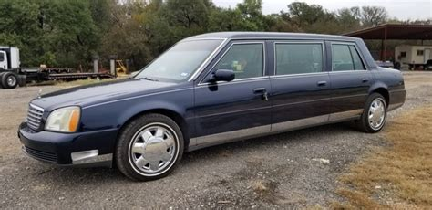 Cadillac 2001 For Sale by Used 2001 Cadillac S S Presidential For Sale Ws
