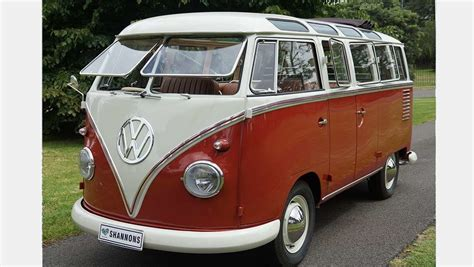 volkswagen kombi vw kombi sets record at auction car carsguide