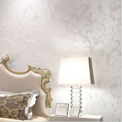 Simple Bedroom Wallpaper Aliexpress Com Buy Europe Elegant Acanthus Leaf Non