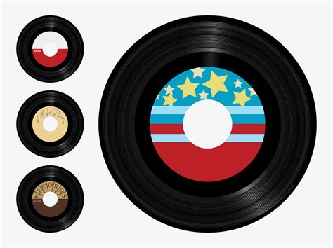 Free Record Search Vinyl Records Vector Vector Graphics Freevector