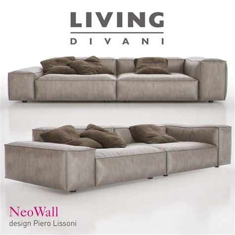 living divani neowall living divani neowall 3d max