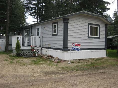 3 bedroom trailer 37 evergreen mobile park whitecourt ab t7s 1j1