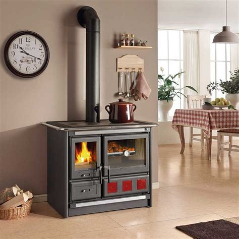 Wood Burning Kitchen Stove by Wood Burning Cook Stove La Nordica Quot Rosa Quot