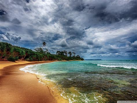 tropical coast  beautiful beach wallpaper