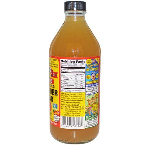 apple vinegar bragg bragg organic apple cider vinegar with the mother raw