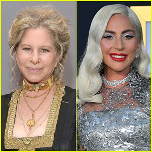 barbra streisand and lady gaga celebrity gossip and entertainment news just jared page 21