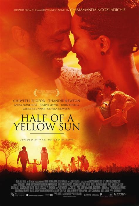 medio sol amarillo half of a yellow sun 2013 evo