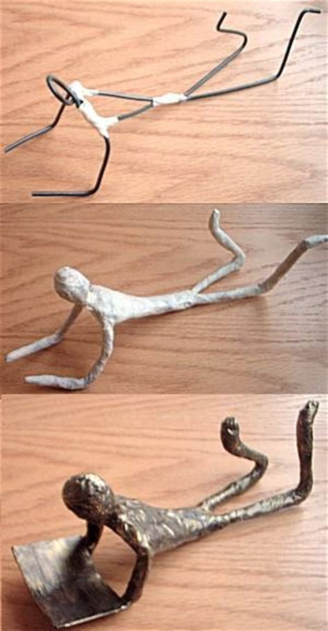 How To Make A 3d Figure Out Of Paper - beeldjes maken