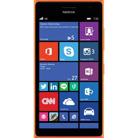 Nokia Lumia Rm used nokia lumia 735 rm 1039 8gb smartphone a00021695 b h photo