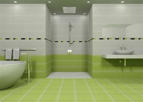 lime green and grey bathroom 40 lime green bathroom tiles ideas and pictures