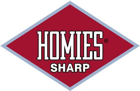 homiessharp logo