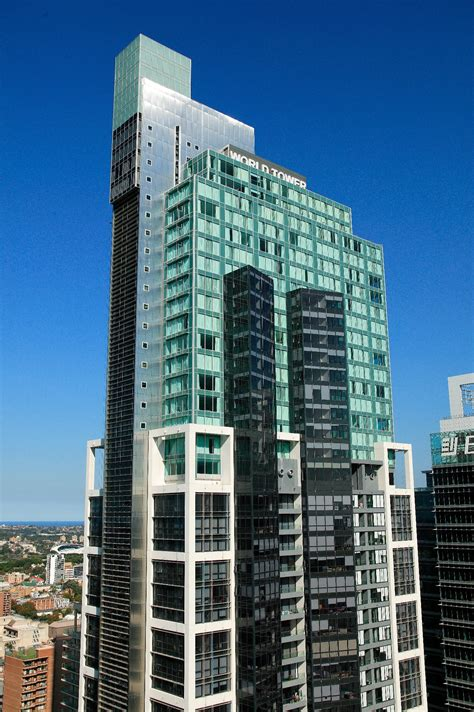 serviced appartments sydney world tower sydney cbd meriton