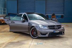 2011 mercedes c63 amg performance package plus find