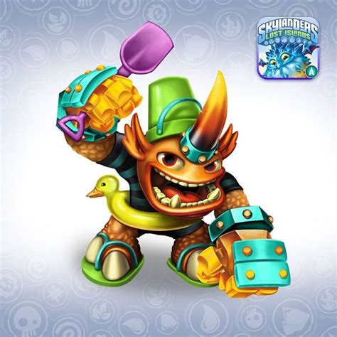 Kaos And Friends Pop Up flip flop fryno skylanders wiki fandom powered by wikia