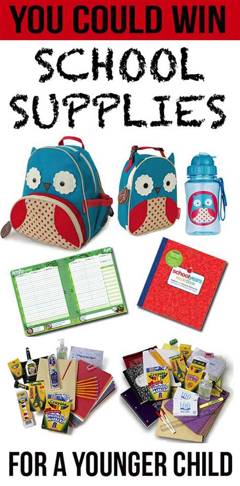 Party Giveaway Ideas - kara s party ideas huge back to school giveaway kara s party ideas