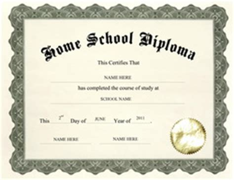 free high school diploma templates geographics